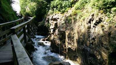 Die schönsten Klammen im Salzburger und Berchtesgadener Land