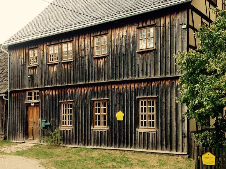 Forstteich Lindenau – Waldschänke Lindenau Runde von Lindenau ...