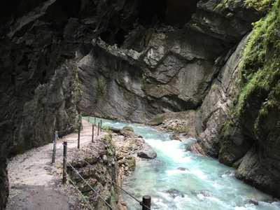 Die schönsten Klammen im Alpenvorland