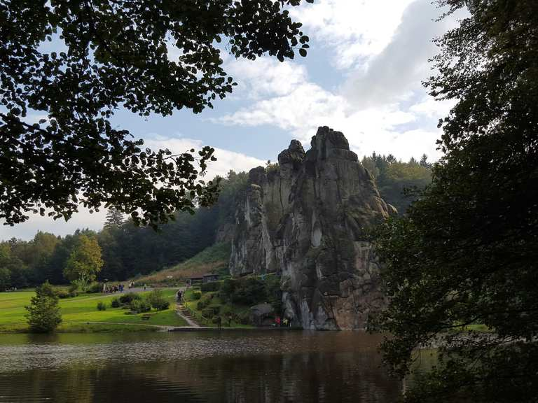 Externsteine - Horn-Bad Meinberg, Lippe | Hiking Tips