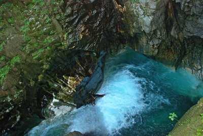 Die schönsten Klammen Tirols