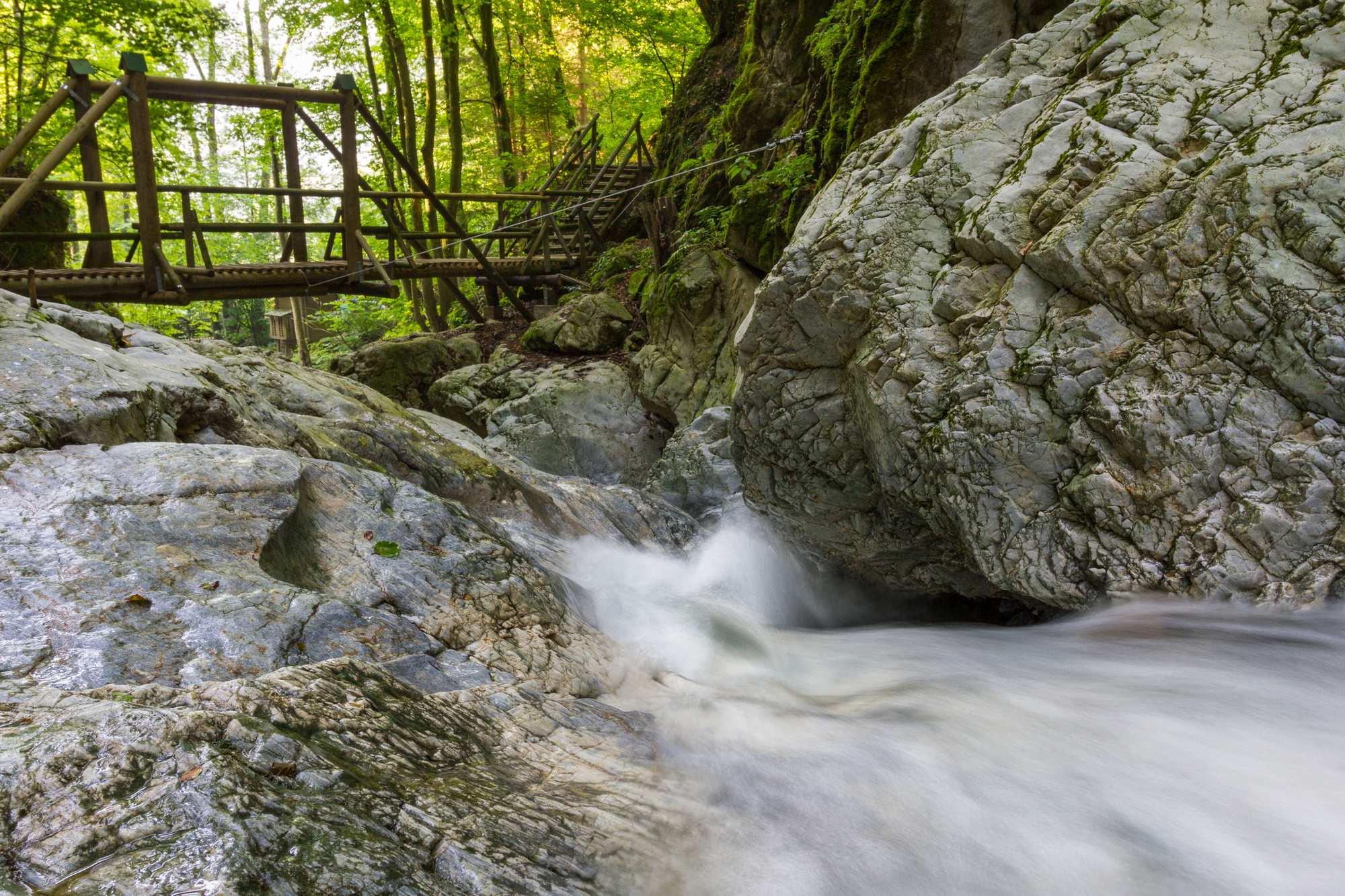 Die schönsten Klammen im Osten Österreichs