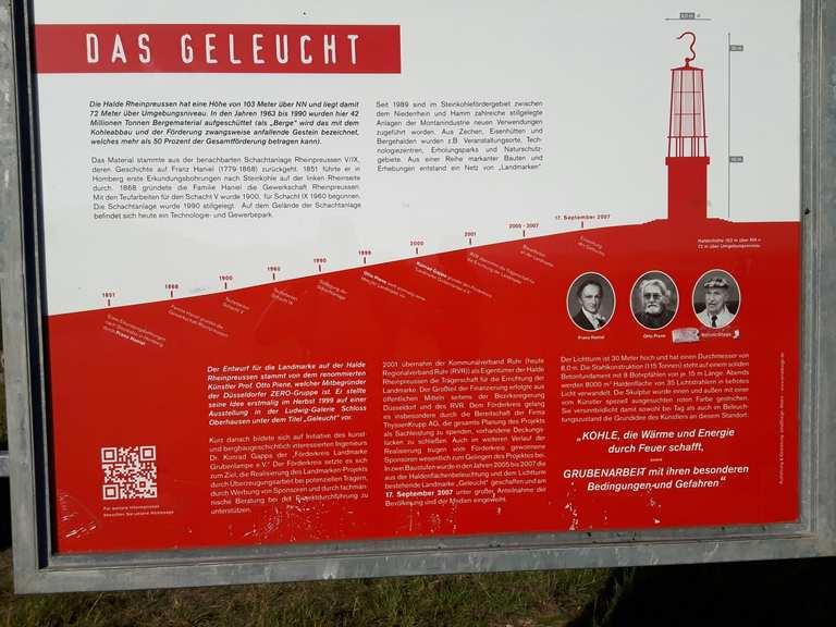 Geleucht - Moers, Wesel | Mountainbiketipps & Fotos | Komoot