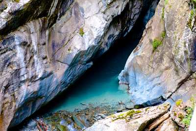 Die schönsten Schluchten der Schweiz