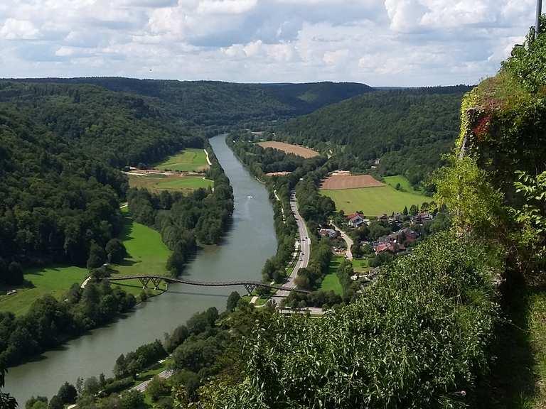 Ritterschänke Burg Randeck - Essing, Kelheim | Hiking Tips & Photos ...