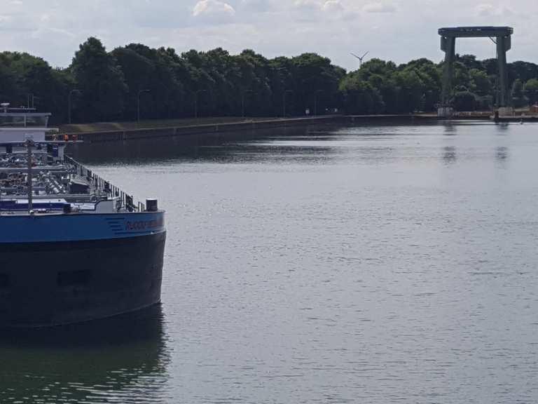 Rheinwasserstand Düsseldorf