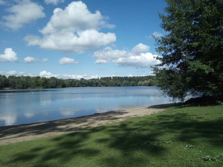 Grötzingen See