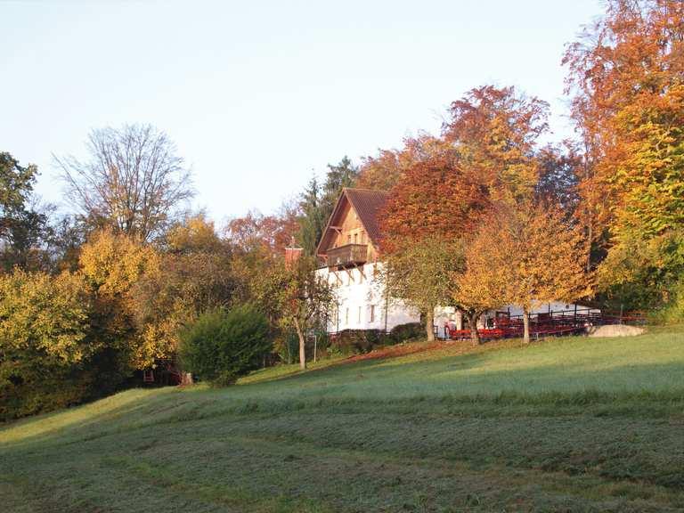 Ritterschänke Burg Randeck – Burg Randeck Runde von Randeck ...