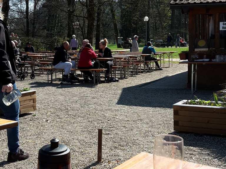 Biergarten Rastatt