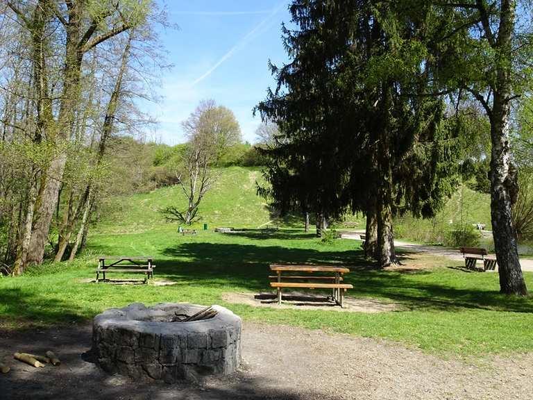 Grillplatz Direkt Am Badesee Kirchheim Unter Teck Esslingen