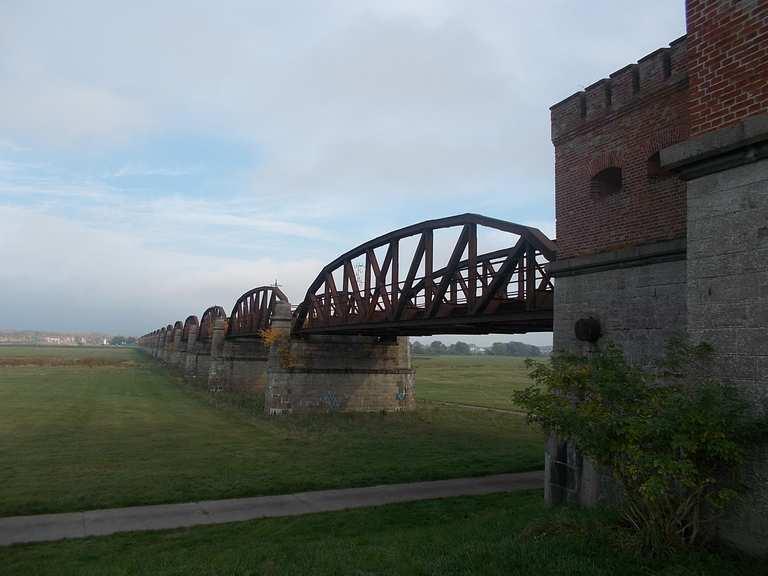 Dömitz Brücke