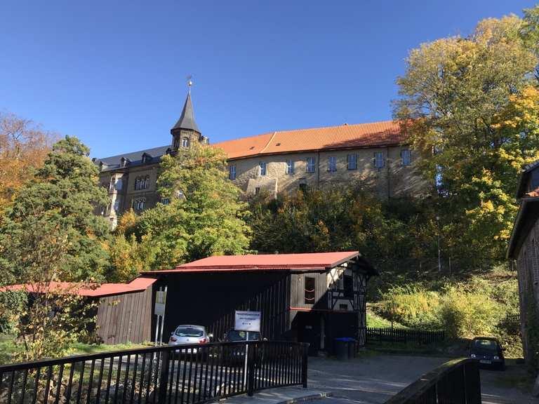 Cafe Im Schloss Ilsenburg