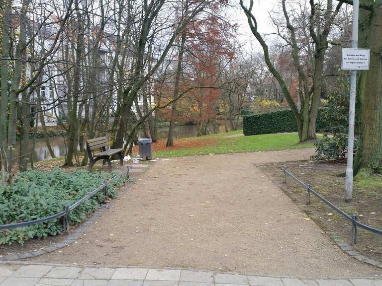 Rimpaus Garten Niedersachsen Deutschland Wanderweg Komoot