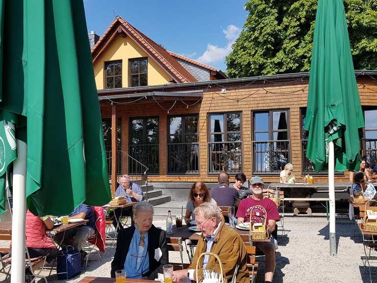 Aussicht auf Frankfurt – Lohrberg Schänke Runde von Frankfurt(Main ...