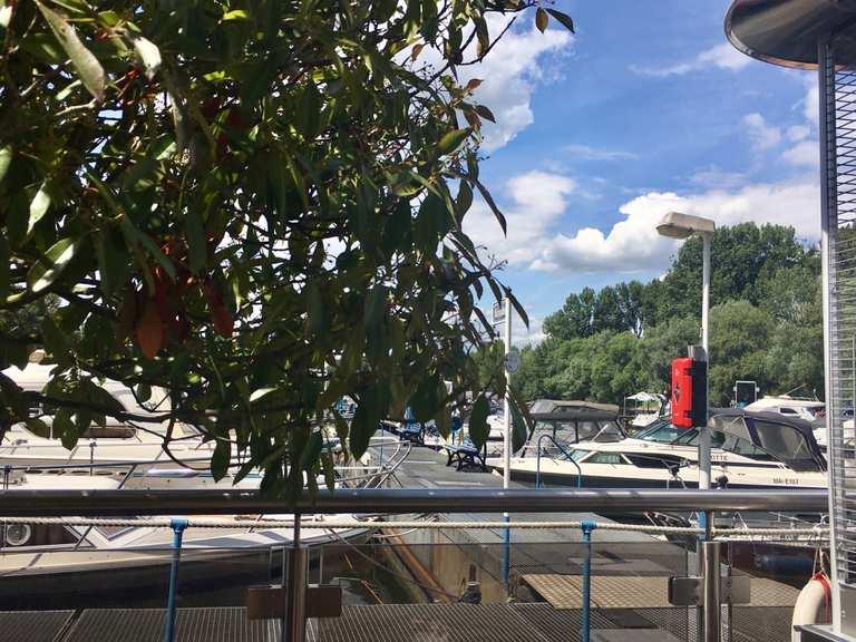 yachtclub krefeld niederrhein regierungsbezirk d sseldorf radtouren tipps fotos komoot. Black Bedroom Furniture Sets. Home Design Ideas