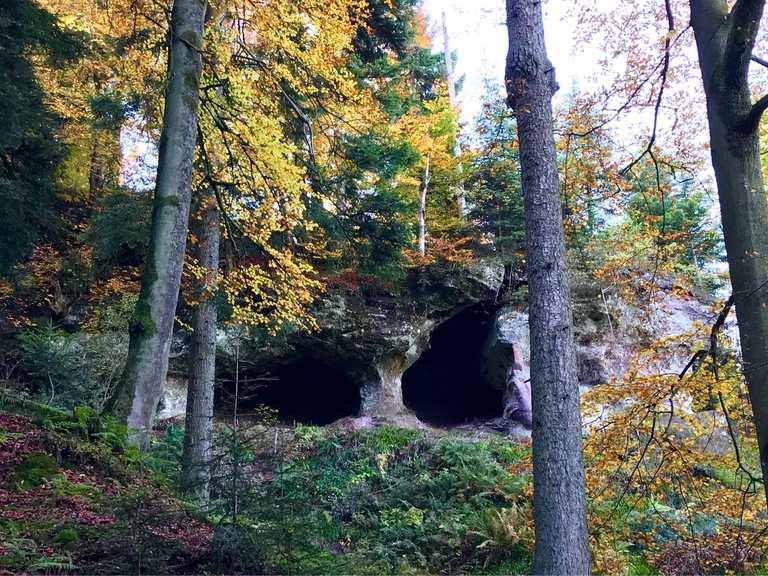 Großes Loch