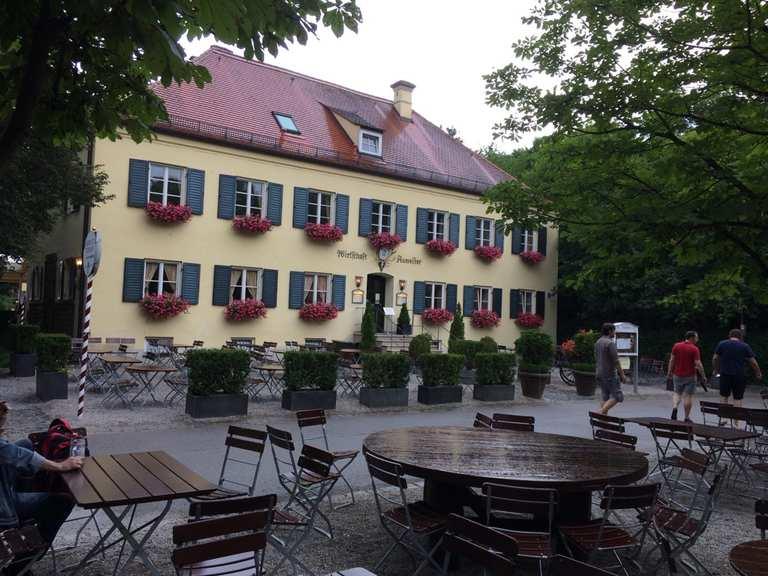 Schönster Biergarten Bayerns