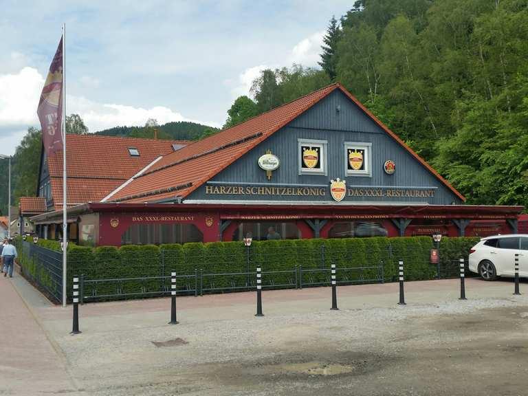 Harzer Schnitzelkönig Das Xxl Restaurant Im Harz Langelsheim