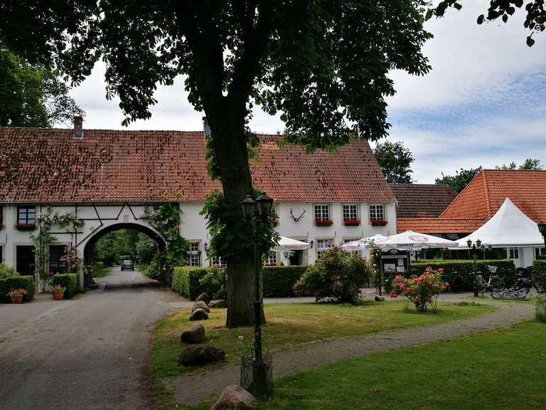 Klosterschänke Karthaus - Dülmen, Coesfeld | Radtouren-Tipps & Fotos ...