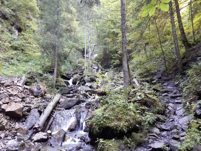 Höllschlucht - Pfronten, Ostallgäu | Hiking Segment | Komoot