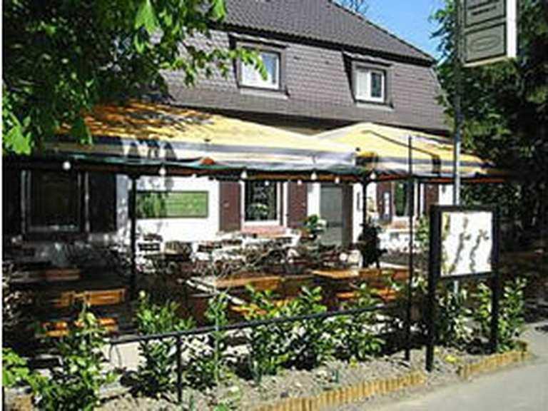 Biergarten estragon kurpfalz rheinland pfalz radtouren tipps fotos komoot for Gutes restaurant mannheim