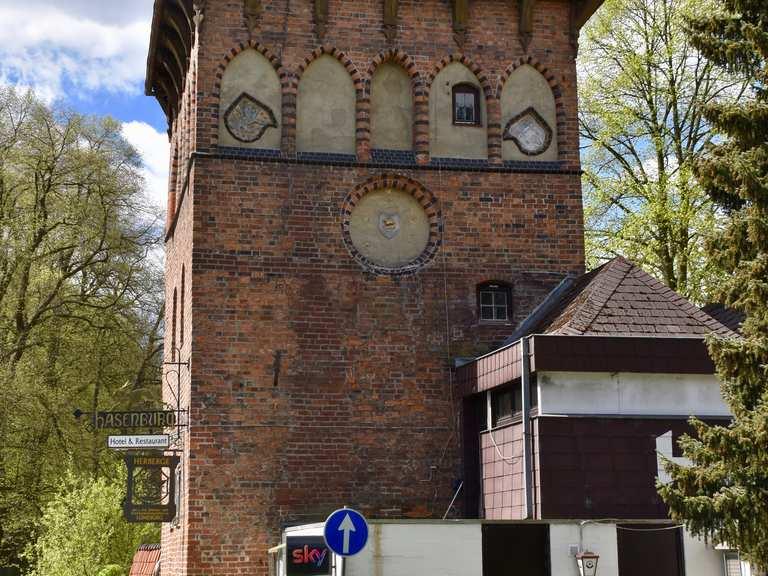 Lüneburg: Kurpark – Lüneburg: Die Hasenburg Runde von ...