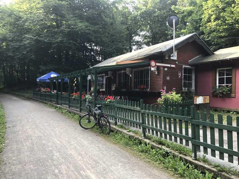 gastst tte bahnhof burgholz zoo wuppertal runde von gemarkung cronenberg fahrradtour komoot. Black Bedroom Furniture Sets. Home Design Ideas