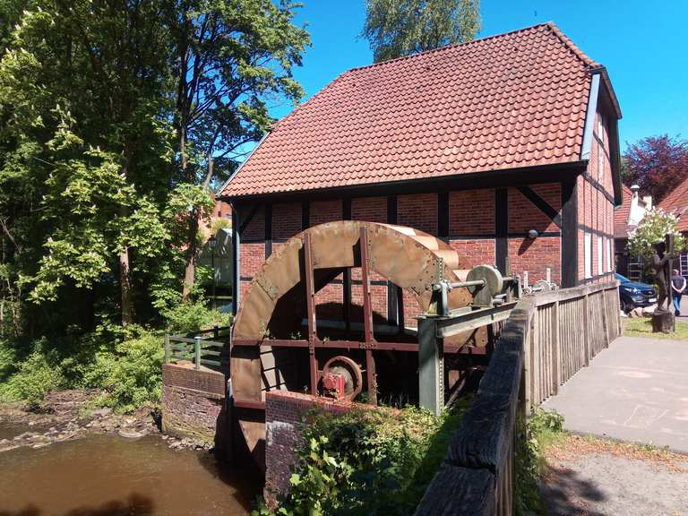 Kloster-Schänke - Hude (Oldenburg), Oldenburg | Cycling Tips ...
