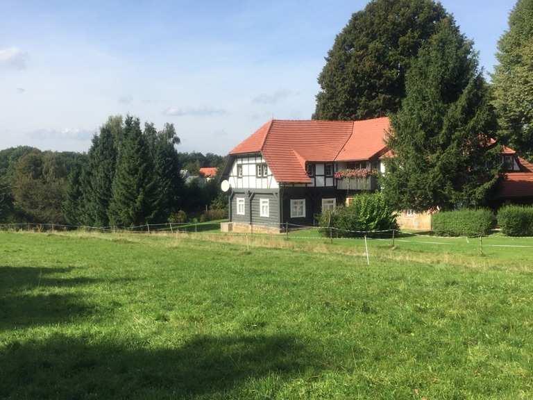 Aussicht Michaelistagstein – Waitzdorfer Schänke Runde von Ehrenberg ...