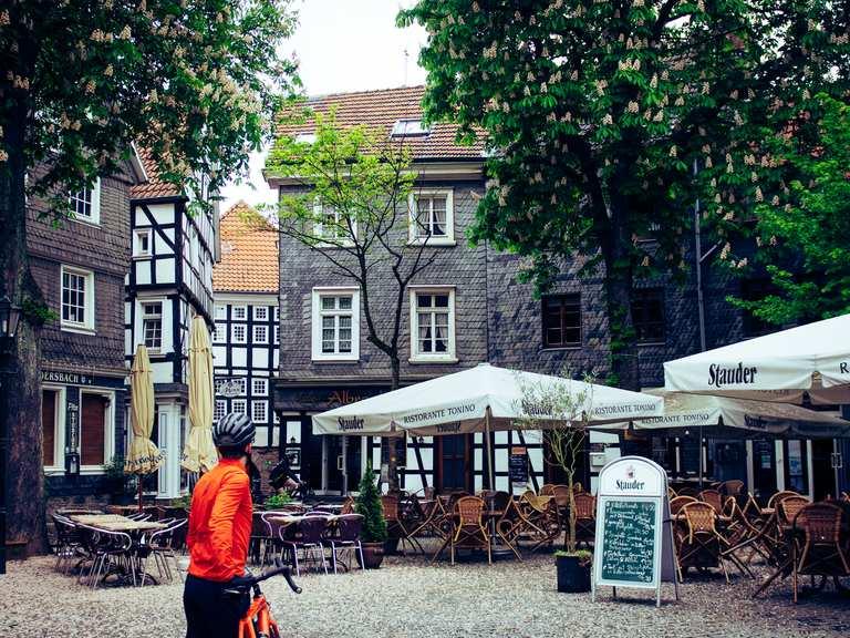 Wetter Langenberg