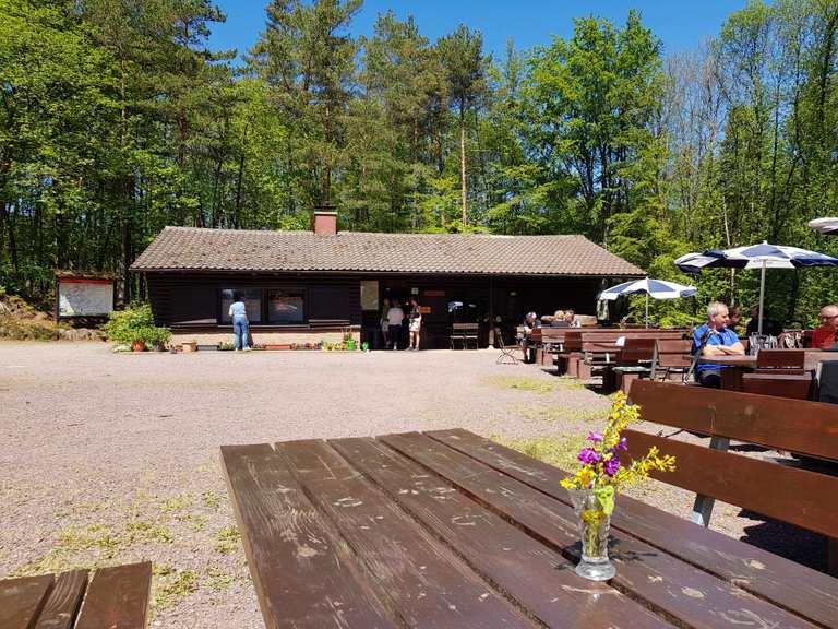 Schwanheimer Hütte