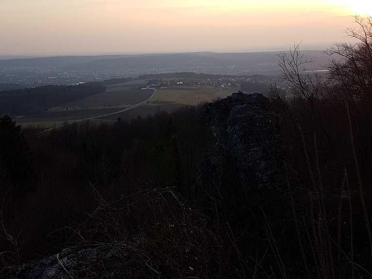 Die 20 schönsten Mountainbike-Touren rund um Forchheim | Komoot