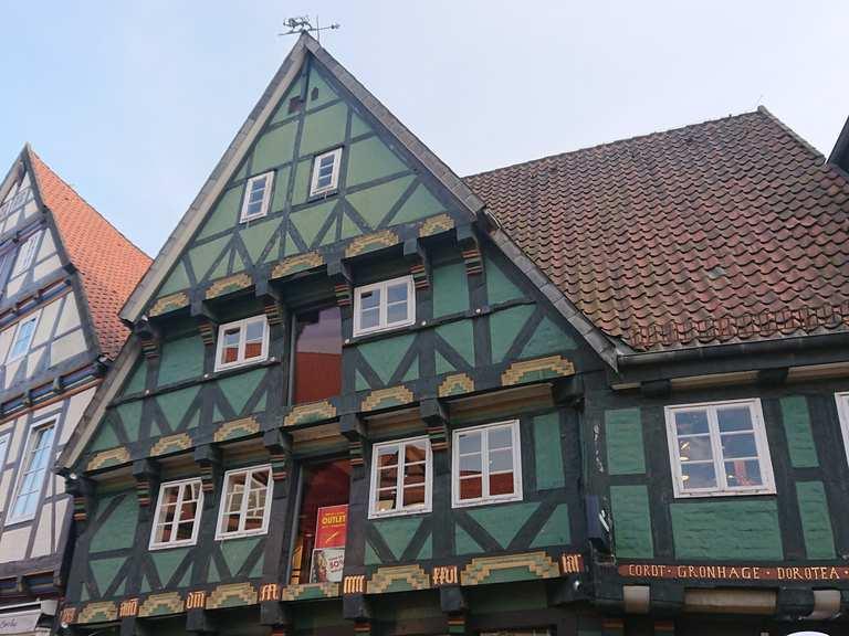 ältestes Haus Deutschland