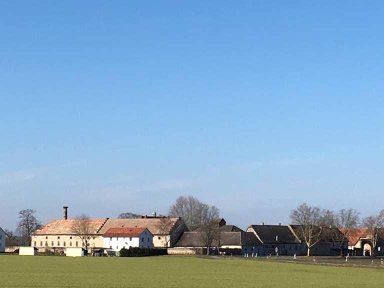 Am Bensheimer Hof – Altrheinschänke von Erfelden Runde von Klein ...
