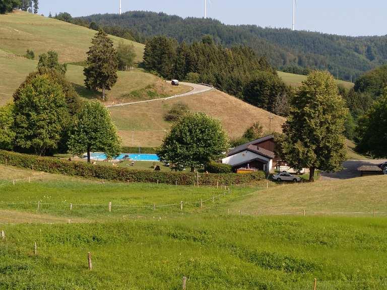 Singletrail schopfheim