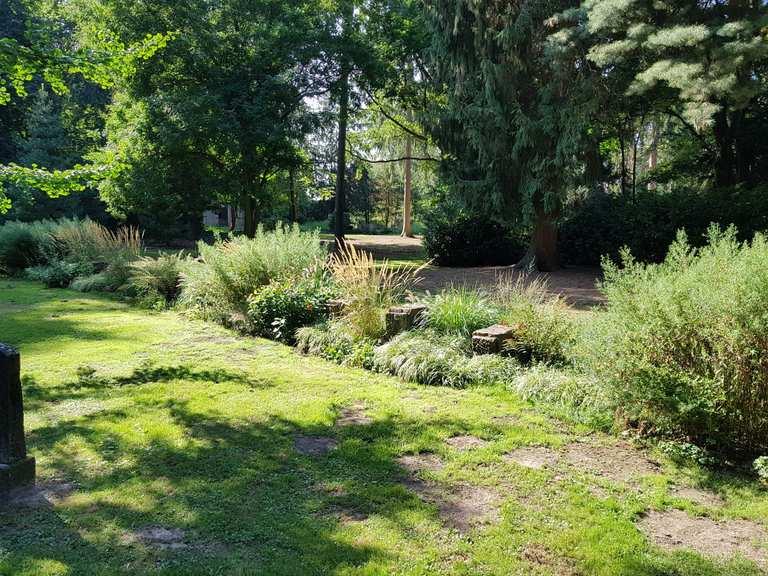 Botanischer Garten Alter Friedhof Minden Minden Lübbecke