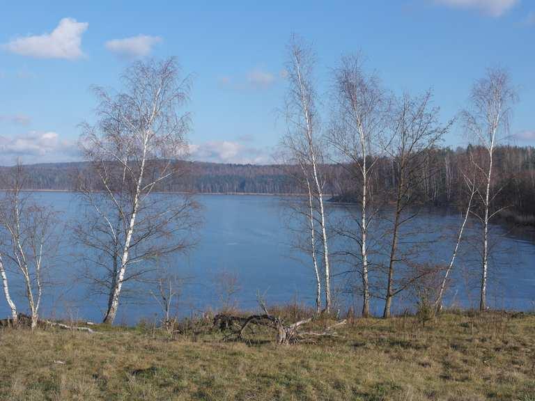 Steinberger See Rundweg