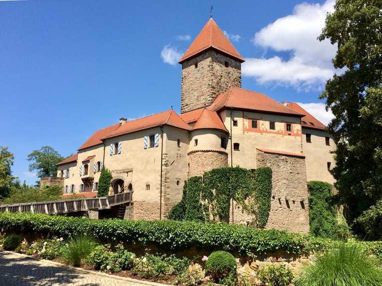 Burg Wernberg Köblitz