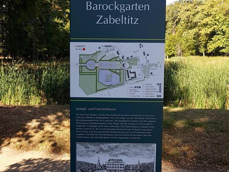 Barockgarten Zabeltitz - Großenhain, Sächsisches Elbland ...