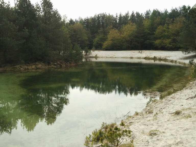 Blaue Lagune - Eschede, Celle | Mountainbiketipps & Fotos | Komoot