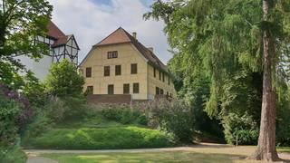 0?width=320&height=180&crop=true&q=70 Radverleih Dübener Heide – Tour: Burg Düben - Bockwindmühle