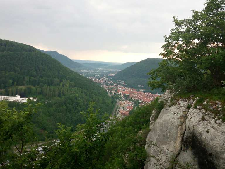 Singletrails bad urach