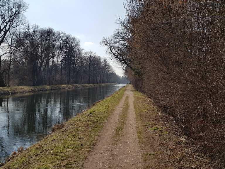 Ampertrail - Bergkirchen, Dachau | MTB-Trail | Komoot