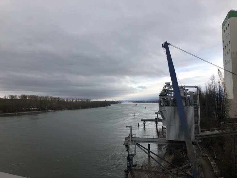 Schiersteiner Autobahnbrücke