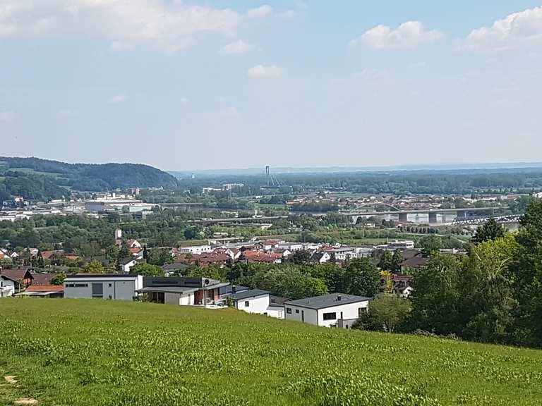 Singletrail deggendorf