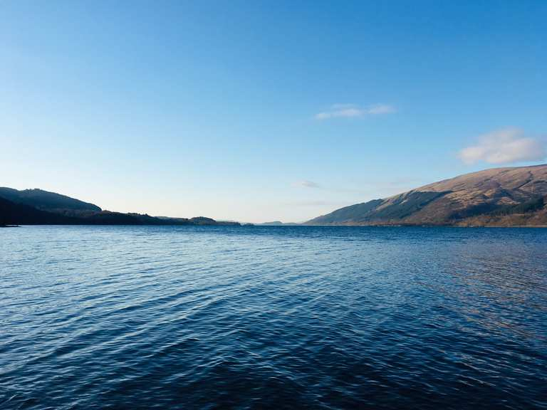 Wild Camping after Rowardennan - Stirling, Scotland ...
