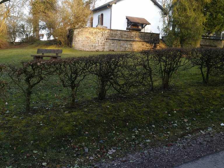 Wallfahrtsstätte St. Oranna in Berus - Überherrn