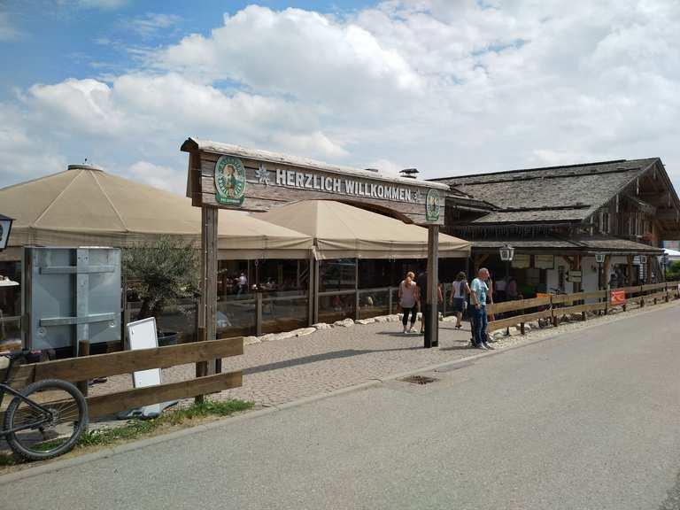 Kraxl Alm Biergarten Rutesheim Boblingen Landkreis Radtouren Tipps Fotos Komoot