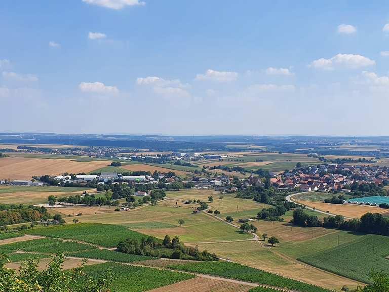 Gaststatte Hornle Brackenheim Heilbronn Radtouren Tipps Fotos Komoot