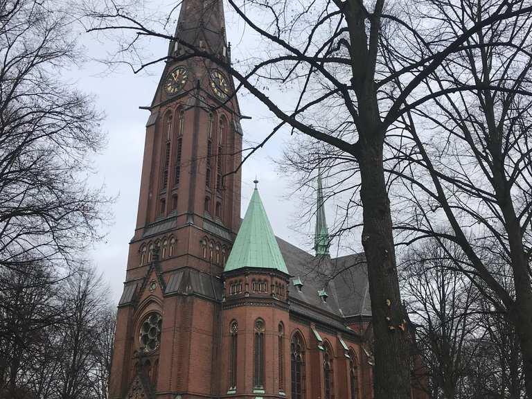 St. Gertrud Kirche Hamburg